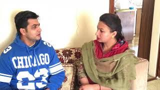 Karva Chouth   Punjabi Funny Video   Latest Sammy Naz