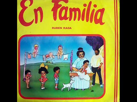 Rubén Rada - En familia (1982) Disco Entero