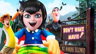 Don't Wake Mavis Game! Valentine's Day at Hotel Transylvania!   Princess World