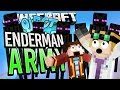 Minecraft - ENDERMAN ARMY - Project Ozone #4