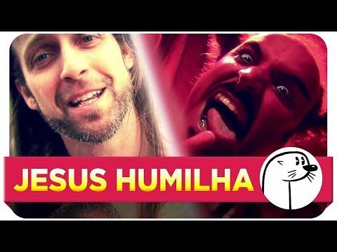 Amada Foca: Jesus Humilha Satanás (Clipe)