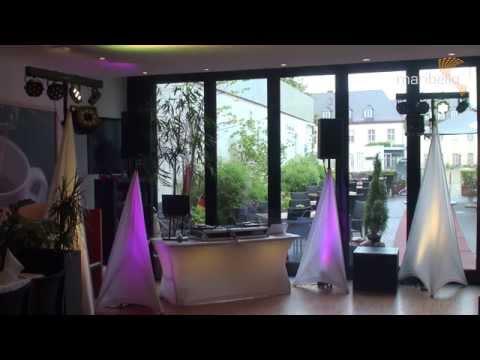 DJ Marco Maribello: Edles Hochzeitspaket ca 50-100 Personen