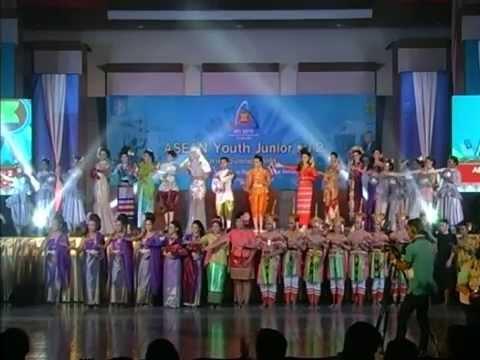 พิธีเปิดค่าย ASEAN Youth Junior รุ่น 2 ภาคตะวันตกและภาคใต้