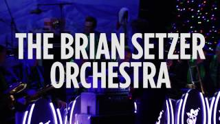 "The Brian Setzer Orchestra - AC/DCカバー""Let There Be Rock""など2曲のライブ映像を公開 thm Music info Clip"