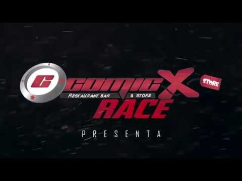 Comicx Race Coatzacoalcos 2014