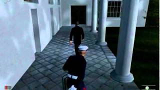 Hitman Blood Money Mission 11 Silent Assasin / Profesional / Enmienda 25