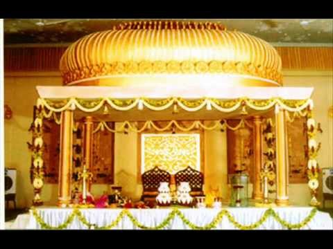 Mandapam Decorations Swapnam Events And Wedding Planners Thrissur Kerala India Youtube
