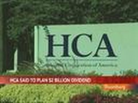 HCA Plans to Pay $2 Billion to Private-Equity Owners