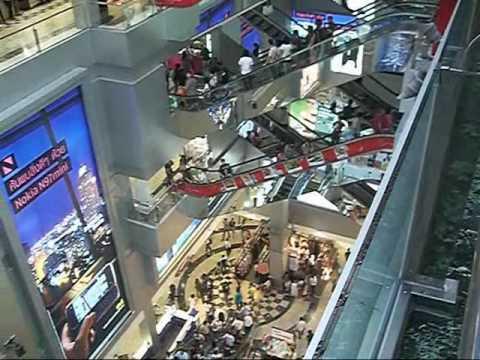Bangkok Travel Sight:  MBK Shopping Center