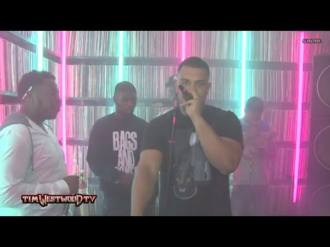 Freestyle: Blade Brown, Youngs Teflon, Skwilla, Mental K (Westwood Crib Session)
