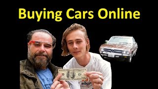 BUYING A CLASSIFIED CAR FOR SALE ONLINE ~ INTERNET BUYING TIPS