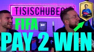 REALTALK ÜBER PAY 2 WIN ! Tisi Schubech Fifa 19 STREAM HIGHLIGHTS Tisi Schubech REALTALK Fifa 19