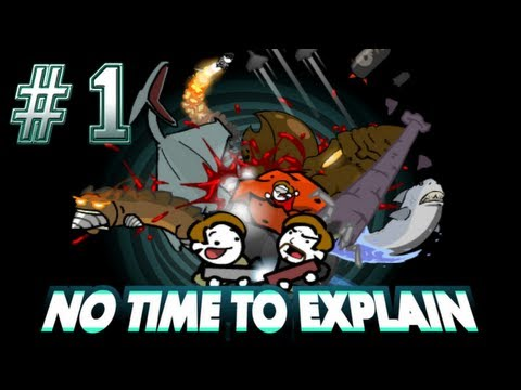 No Time to Explain - Indie Gameplay and Walkthrough PC part 1