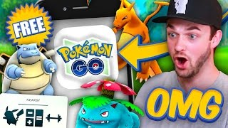Pokemon GO - YOU NEED THIS APP! (MAP SPAWN, CP CALCULATOR + MORE)