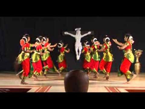 Karthavin Dinathe - Kumbalam Baburaj Bhagavathar - Christian Classical Group Dance video