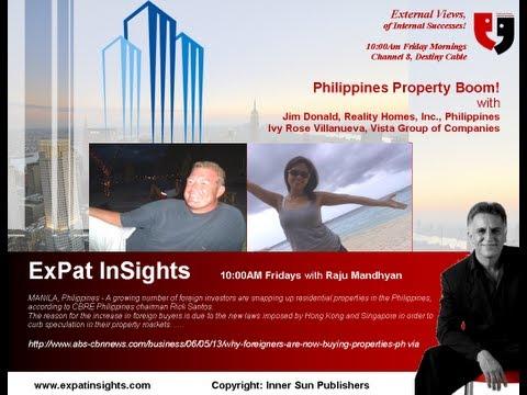 Philippines' Property Boom with Ivy Villanueva & Raju Mandhyan