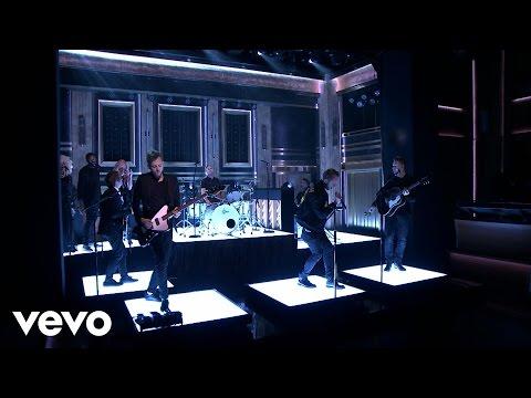 OneRepublic - Wherever I Go (Live On The Tonight Show)