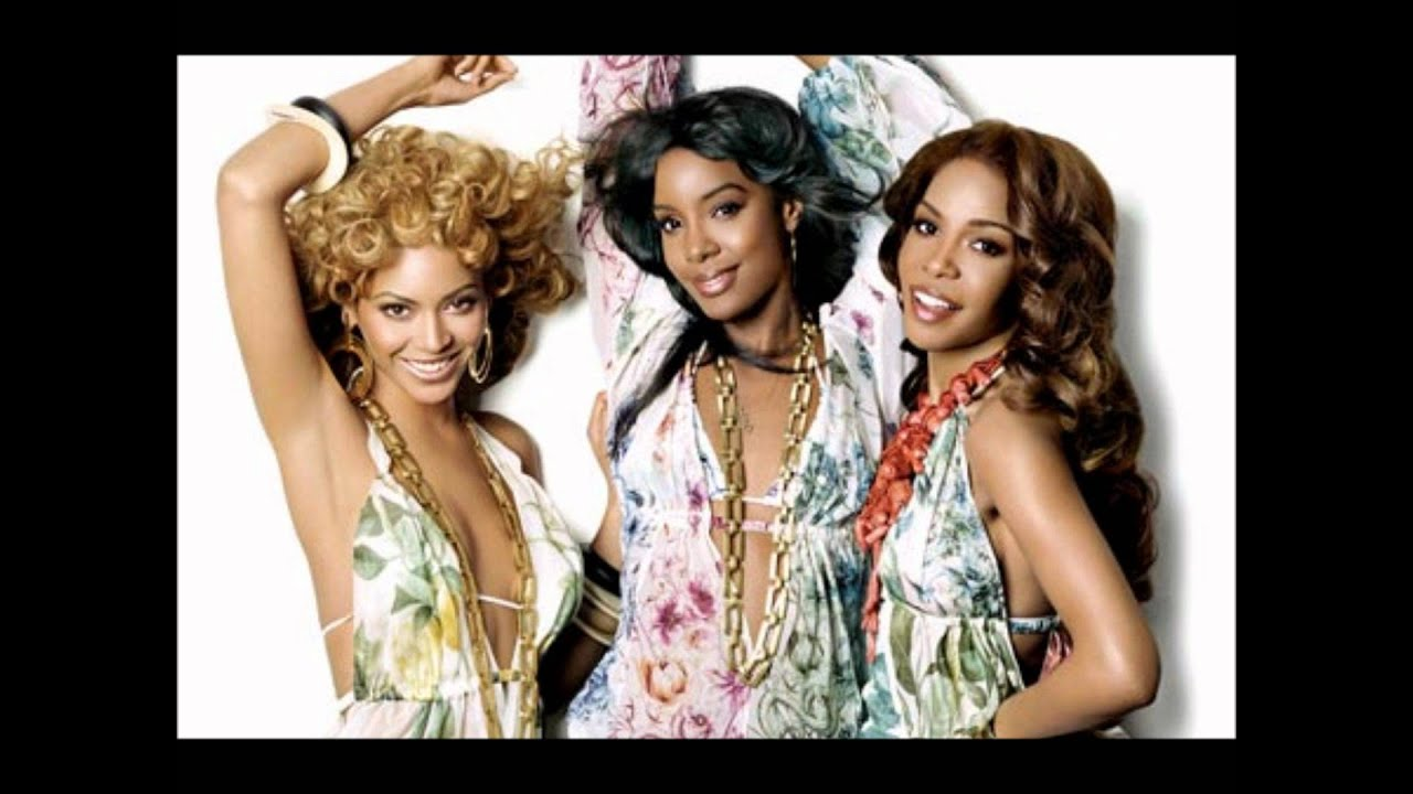 Destiny's Child - Happy face - YouTube