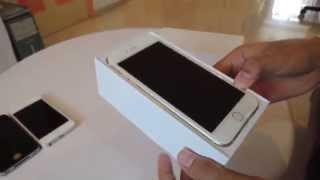 IPhone 6 plus unboxing - Myanmar Version