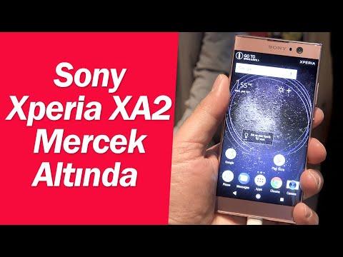 Sony Xperia XA2'yi kullandık: İlk izlenimlerimiz