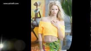 Dritto & Rovescio Adriafil Yarn magazine n°54 - Summer Trends