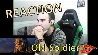 "World of Warcraft ■ Cinematic: ""Old Soldier"" ■ [REACTION]"