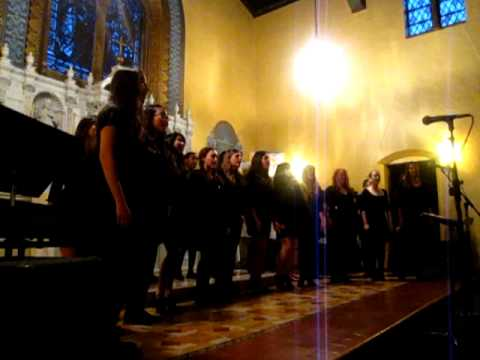 We Are The World- Marymount High School Los Angeles Choir