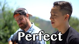 Download Lagu Ed Sheeran - Perfect | Jason Chen Cover Gratis STAFABAND