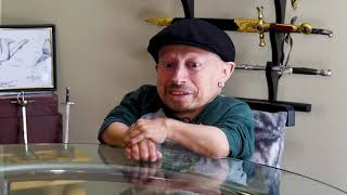 VERNE TROYER FINAL INTERVIEW: 'I HOPE I LIVE A LONG LIFE'
