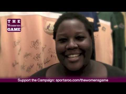 The Women's Game TV: Fundraising Campaign
