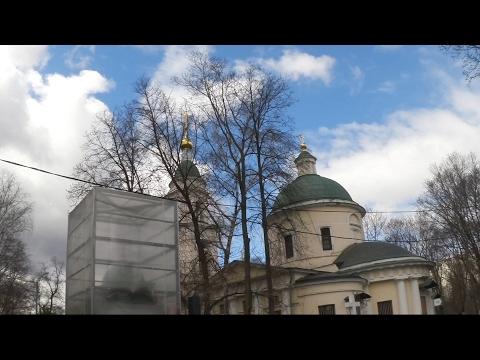 Влог 23.04.2017 ( окончание) / Ваганьковское кладбище / Колокольный звон /