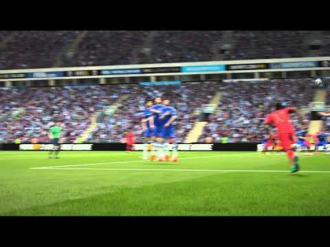 Fifa 15 Demo - Dani Alves Super Freekick