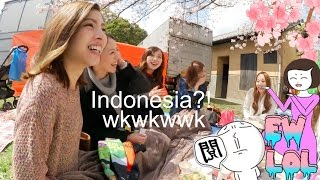 "Ekspresi Orang Jepang Tentang Indonesia?!""#$%&'("