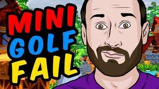 INSANE MINI GOLF CHALLENGE - Golf It!