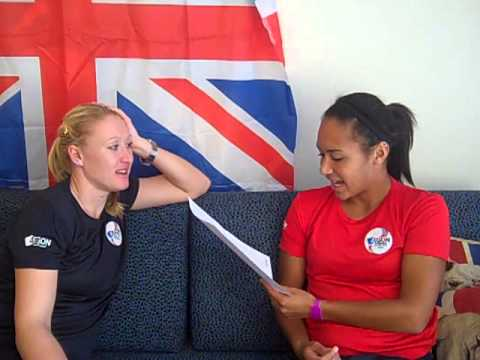 'Either/Or' Heather Watson asks Elena Baltacha