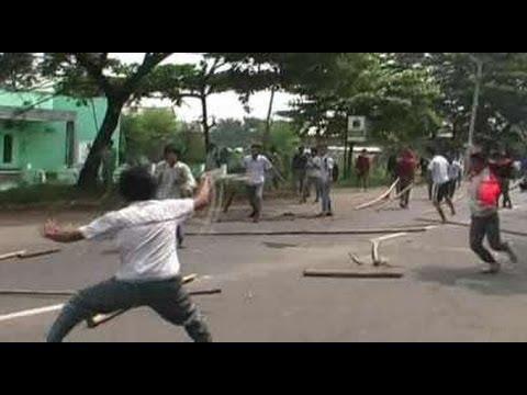 tawuran pelajar SMKsatu siswa tewas