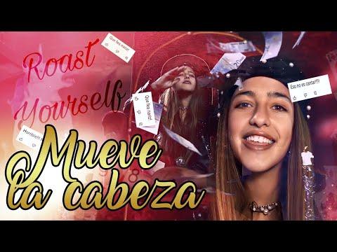 ROAST YOURSELF CHALLENGE - MUEVE LA CABEZA - ARIANN MUSIC - Trap -(Videoclip Official)😎