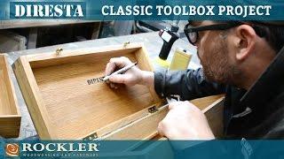DiResta | Classic Toolbox Project