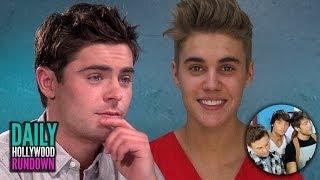 Zac Efron Defends Justin Bieber!  Emblem3 Talks Picking Up Girls on Tour!