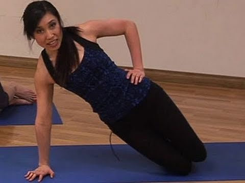 Oblique Pilates Routine - Diet.com Video