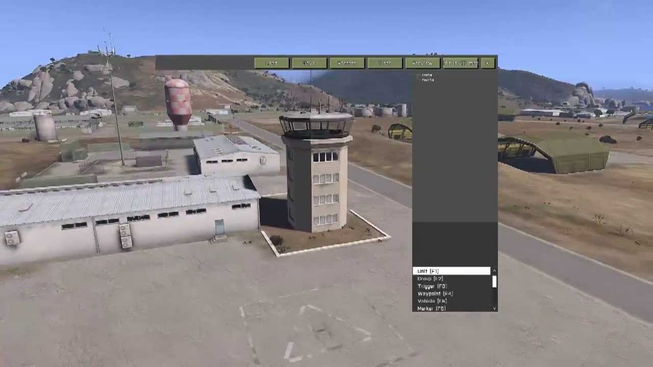 Arma 3 Alpha 3d Mission Editor Setup Tutorial Youtube: 3d editor