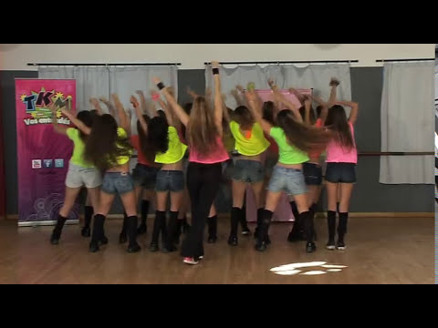 Coreografa de Starships (Paso a Paso) / TKM LIVE