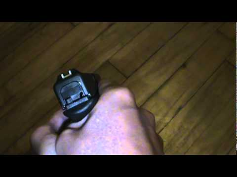 Glock loaded chamber indicator