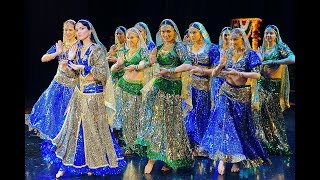 Wanna be my chammak challo, Indian Dance Group Mayuri, Russia, Petrozavodsk
