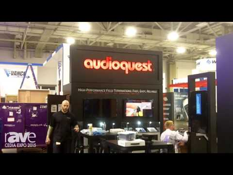 CEDIA 2015: AudioQuest Intros Niagra 7000, Niagra 1000 Power Conditioners, Beetle DAC and More