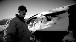 Snow Shoveling - Silent Short Film Comedy 2015