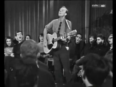Pete Seeger, We Shall Overcome (Version #02), Berlin, DDR (GDR), 1967