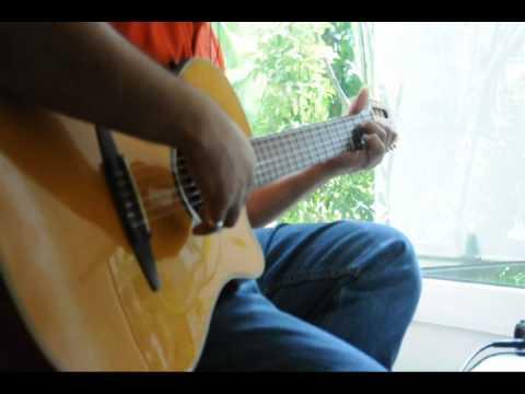 Lucky Ali song  Aa Bhi Ja - SUR - A guitar solo
