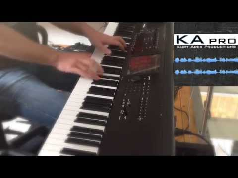 """KRS 76 KApro """"Most wanted 2"""" Library (KORG Kronos) presented by KEYjDAVE #1"""