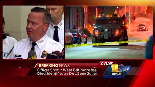 Entire Baltimore Neighborhood Under Martial Law